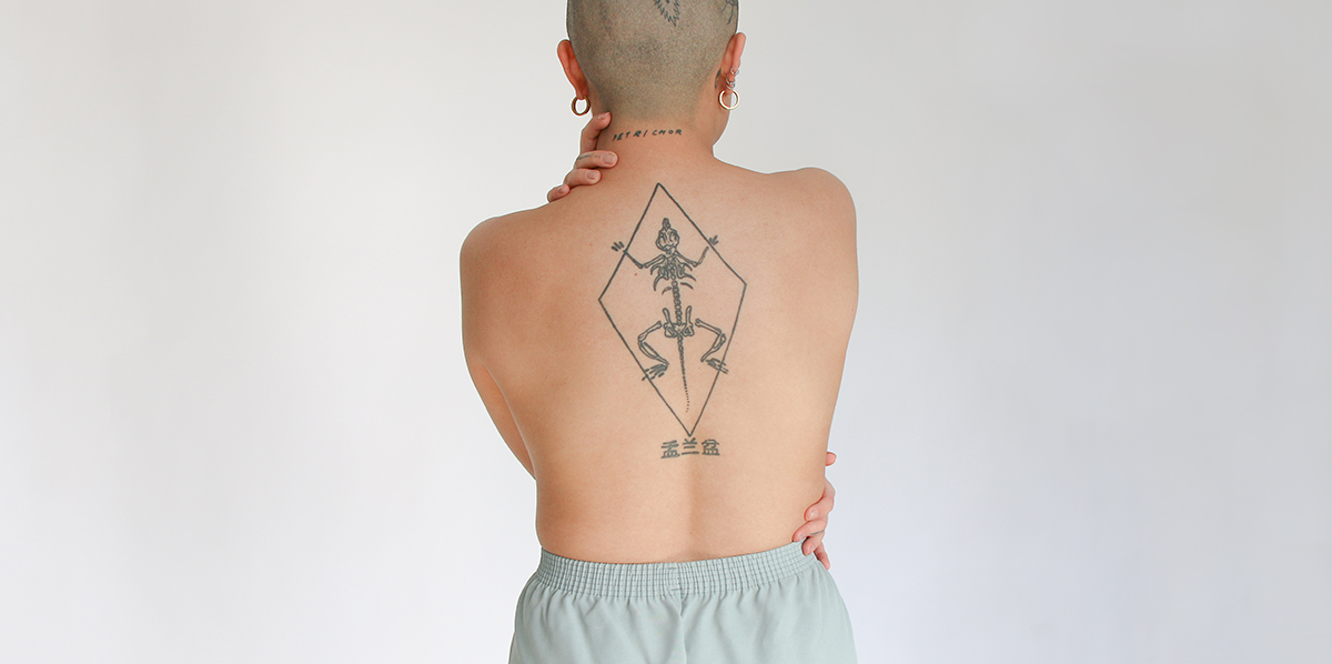 Everything You Should Know About Getting a Tattoo on Your Back