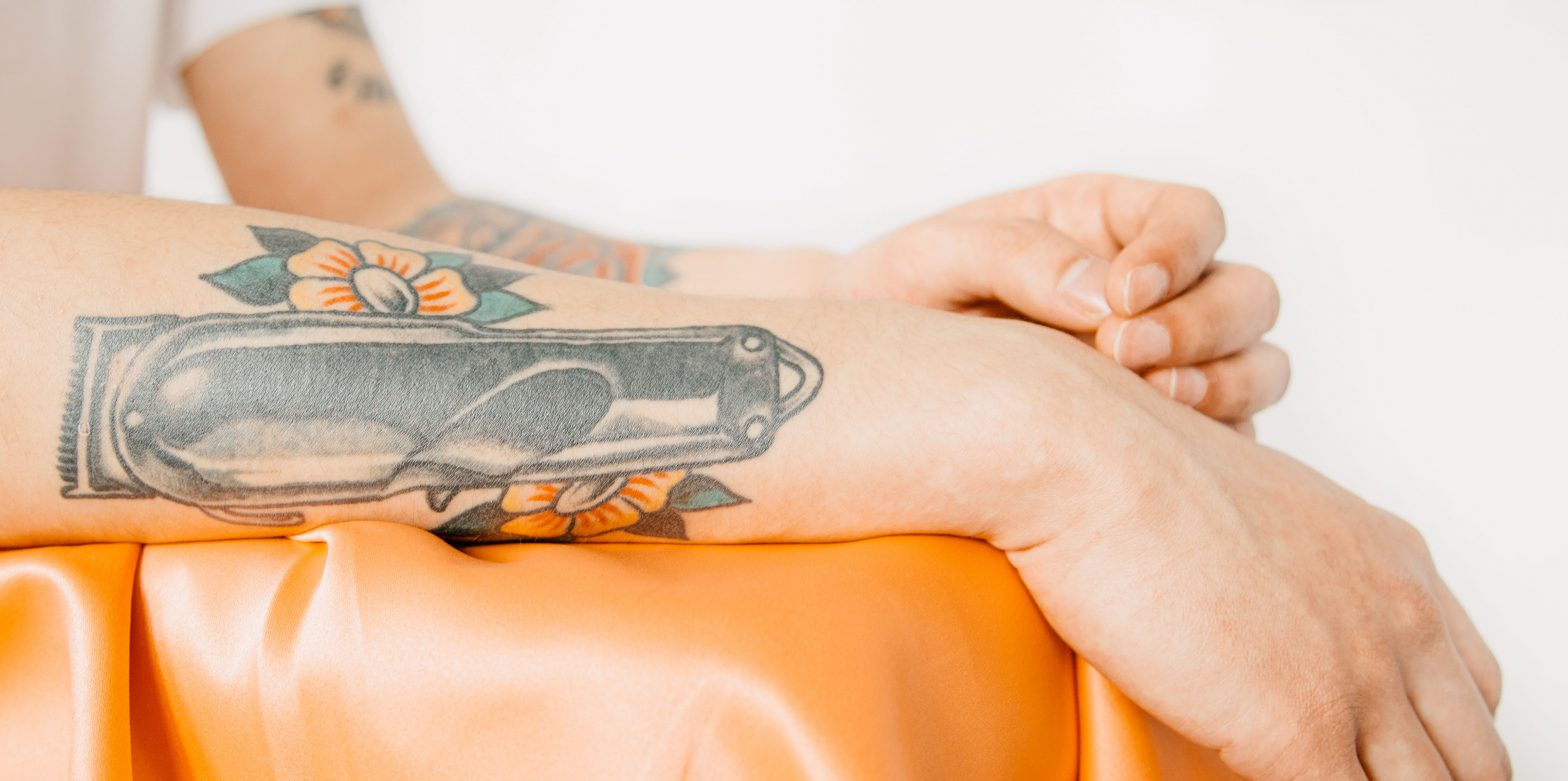 how to tell when your tattoo has healed